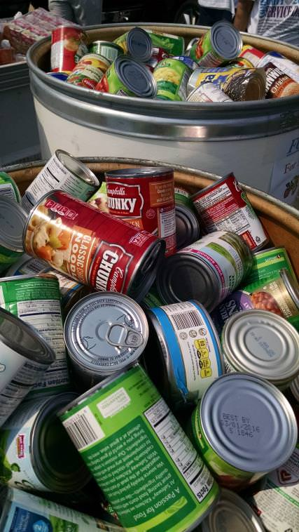 Host a Food Drive for San Joaquin Emergency Food Bank